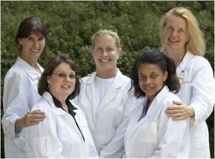 Sherry – Office Manager Dia – Dental Hygienist Terry – Dental Hygienist Karen – Dental Assistant Dentist Richmond VA Advanced Dentistry of Richmond